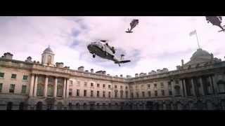 Падение Лондона / London Has Fallen (2016) - трейлер