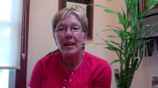 """Clarksville and Columbia Maryland Dentist """"Smile Makeovers"""" Janet's Testimonial, 21029 """"410"""" Thumbnail"""