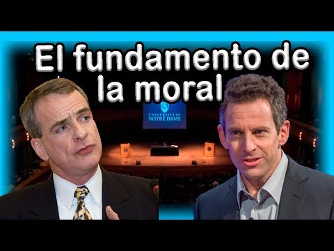 Debate: Cristiano vs Ateo - William Lane Craig vs Sam Harris - Cristiano Humilla al Ateo Sam Harris