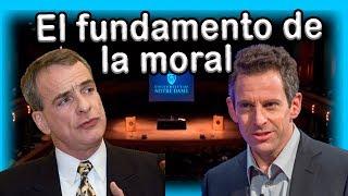 Debate: Cristiano vs Ateo - William Lane Craig vs Sam Harris - Cristiano Humilla al Ateo Sam Harris