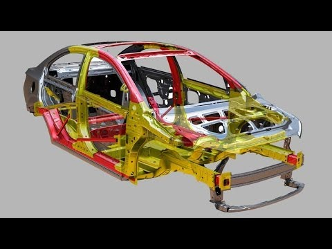 Automotive Lightweighting: Steel Slims Down - Autoline This Week 1734