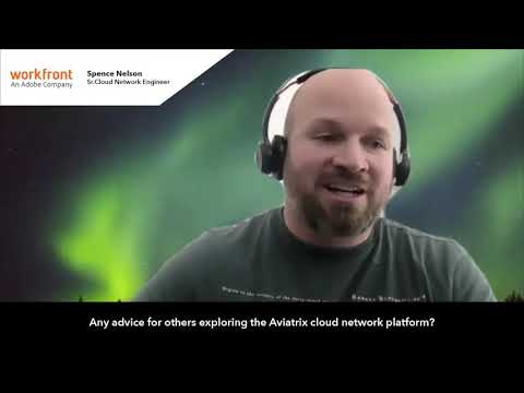 Real World Cloud Networking with Workfront