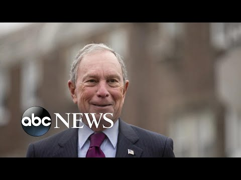 Bloomberg takes the