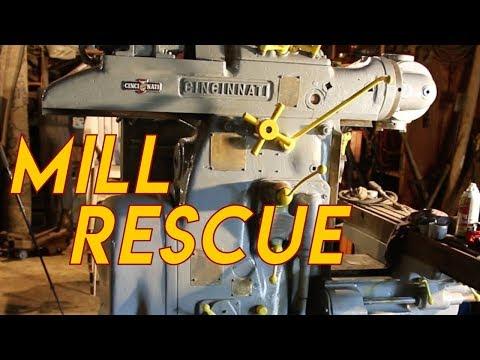 Cincinnati Mill Goes Home With Cy