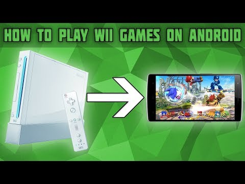 How To Play Wii Games On Android!