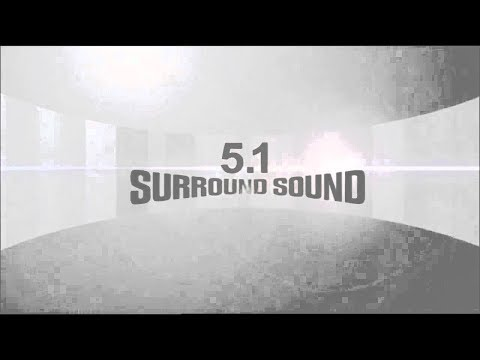 Dolby film with 5.1 surround audio