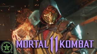 FINISH HER! - Mortal Kombat 11 | Let's Play