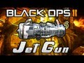 Black Ops 2 ZOMBIES Tranzit JET GUN WONDER WEAPON Building Guide BO2 Zombies Tranzit