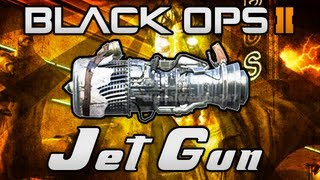 "Black Ops 2 ZOMBIES ""Tranzit"" - JET GUN WONDER WEAPON - Building Guide! - (BO2 Zombies Tranzit)"