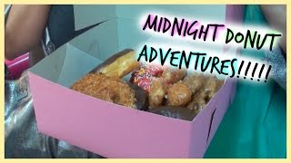 MIDNIGHT DONUT ADVENTURES!!!!! Thumbnail