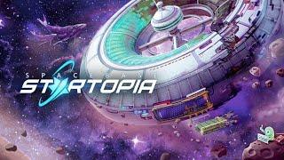 Luxus űrbázist építünk földönkívülieknek!   Spacebase Startopia
