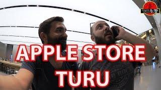 Gambar cover Apple Store İncelemesi (Zorlu Center) - TAA