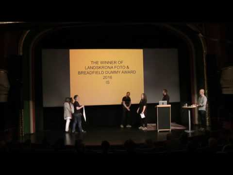 The four nominees for the Landskrona Foto and Breadfield Dummy Award 2016 are presented 6