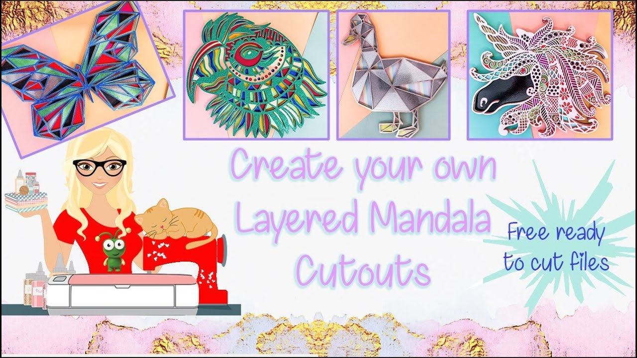 Download How To Create Layered Mandalas Youtube