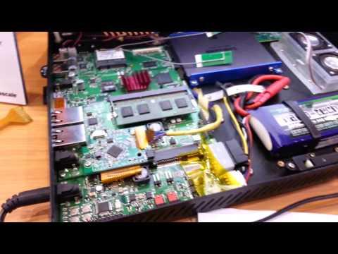 Novena: Open Source Hardware laptop