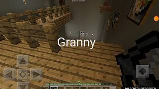 Map Textures Granny Minecraft PE to download