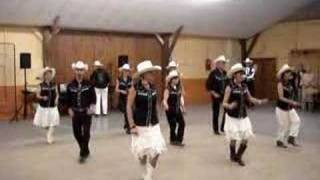 ROCK AROUND THE CLOCK by CHEYENNES COUNTRY DANCERS