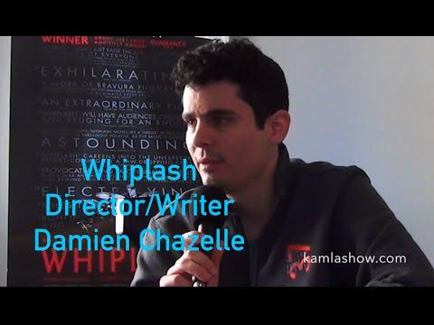 """""""Whiplash"""" Filmmaker Damien Chazelle"""