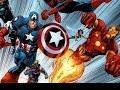 Мультик Мстители на русском. Марвел Future Fight Супергерои мультфильм для детей 1 серия