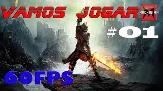 01 - Dragon Age Inquisition Detonado (Legendado – Português) – A Ira dos Céus - EA Access (60FPS)