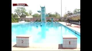 Sanjay taran pushkar swimming pool bilaspur chhattisgarh