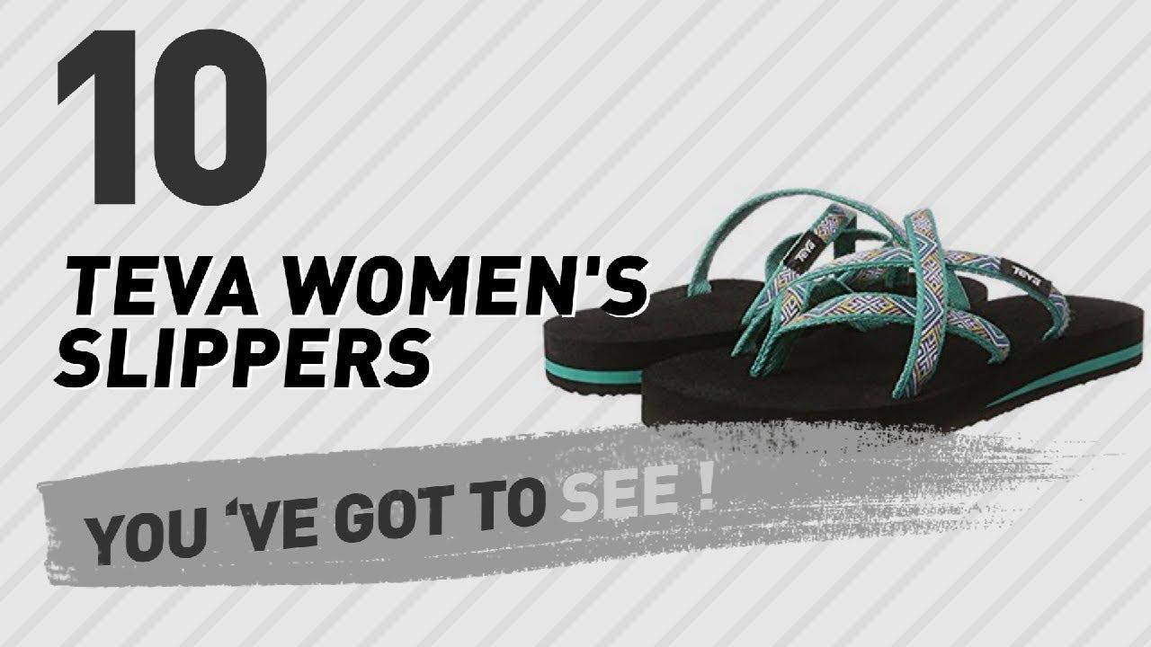 880e627eb Teva Women s Slippers    New   Popular 2017 - YouTube