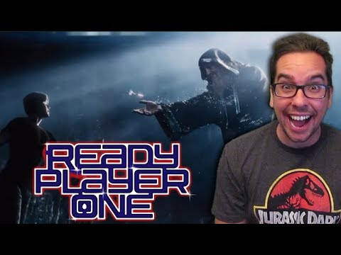 Ready Player One OFFICIAL Trailer Reaction