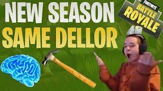 Fortnite Compilation | Dellor Rage | New Season Same Dellor