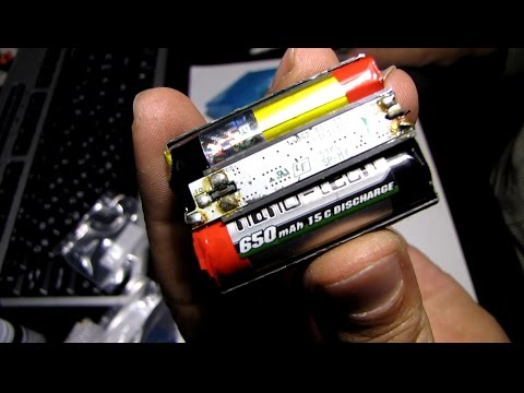 Ремонтируем аккумулятор для камеры Canon, Sony, Nikon и т.д.