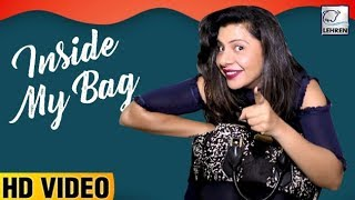 Inside My Bag With Sambhavna Seth