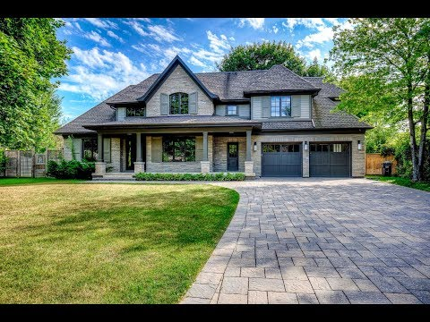 Lorne Park Luxury Home  - 1416 Shadowa Rd Mississauga【by Elite3】