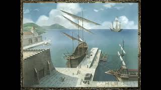 [대항해시대4pk] ep02. 지중해 무역로 형성#일꾼…