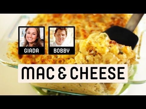Recipe Wars - Mac & Cheese