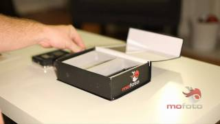 What's In The Box - MoFoto Portable Photo & Video Storage Device