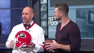 TIM TEBOW ROASTS CHARLES BARKLEY!!!  Inside The NBA Tim Tebow Full Interview