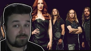 EPICA - Crimson Bow and Arrow (OFFICIAL TRACK)FIRST TIME REACTION (4000 SUBS SPECIAL #2)