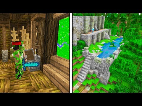 Minecraft Hermitcraft :: Planning Room and Mayan Expansion! e21