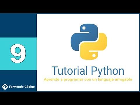 9 - Tutorial de Python | Operaciones thumbnail