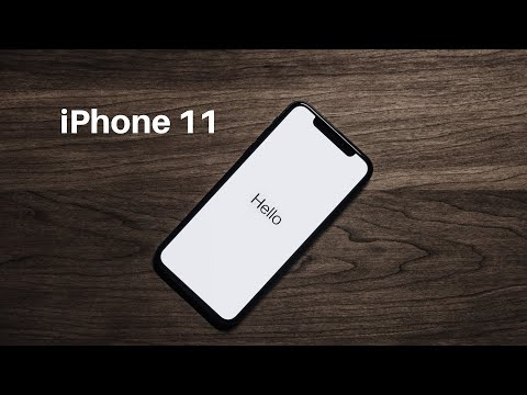 IPhone 11 Unboxing & Setup (Upgrading My IPhone 6S To An IPhone 11 Black!)