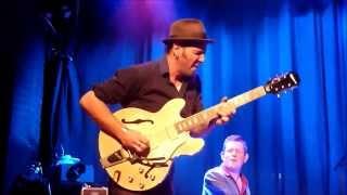 Roy Thompson & the Mellow Kings *Alimony Blues* @ Patronaat