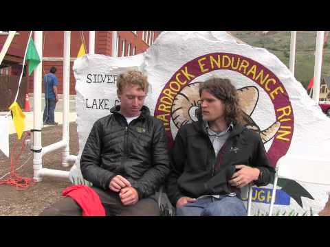 Joe Grant and Dakota Jones Post-2012 Hardrock 100 Interview