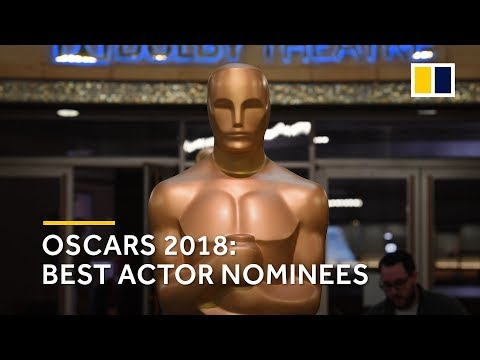 Oscars 2018: Best Actor nominees