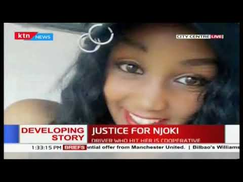 Justice for Njoki Susan whose body was found in the city mortuary
