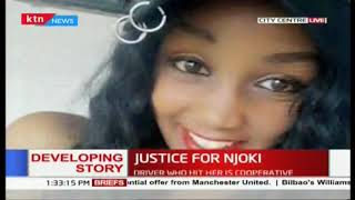 Justice for Njoki Susan who\'s body was found in the city mortuary