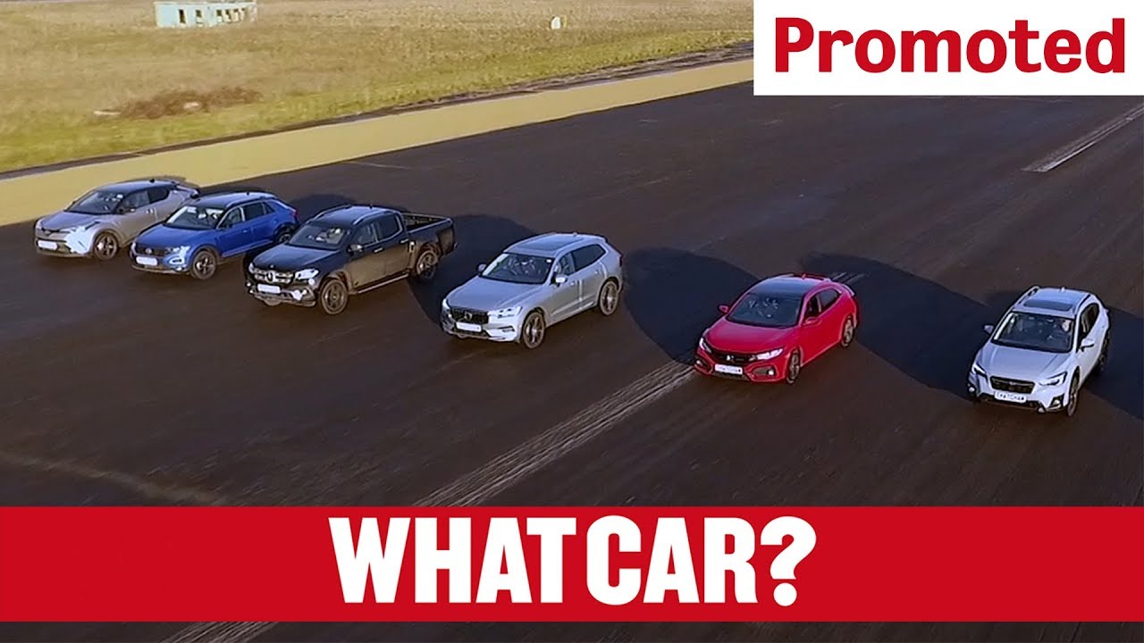 Promoted: The science behind car safety | What Car? - Dauer: 2 Minuten, 20 Sekunden