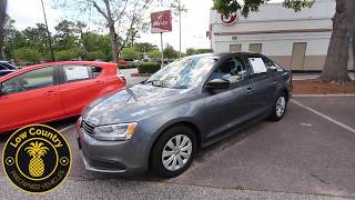 The 2014 Volkswagen Jetta S Manual | For Sale Review @ Lowcountry Preowned - Mt. Pleasant, SC