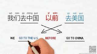 before and after 以前 & 以后 - Chinese Grammar Simplified 205