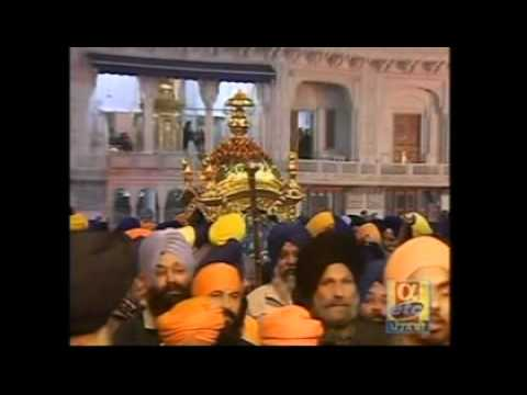 Darshan Dekh Jeeva Gur Tera - Bhai Nirmal Singh - Live Sri Harmandir Sahib