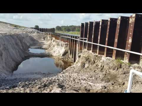 Mass Excavation - Culvert 8