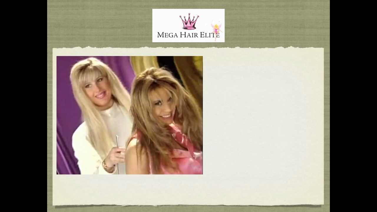 Hair Extensions Salon In Boston Doing Hair Extensions System Youtube